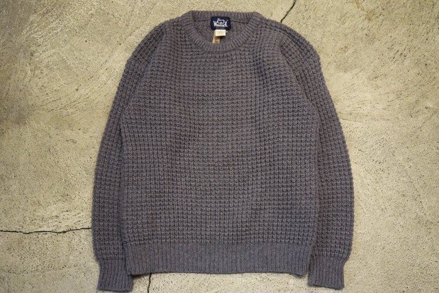 USED 80s Woolrich Wool sweater -Medium 0816