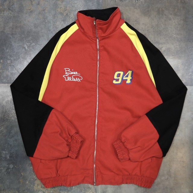 McDONALD Racing design jacket