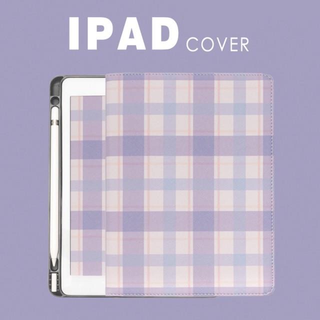 iPad 2019 2020 Air4 10.2インチ 10.9インチ アイパッド エアー タブレット ケース カバー 韓国 傷防止 手帳型 ブック式 スタンド ペンシル 収納 かわいい 大人 可愛い お洒落 女性 お揃い