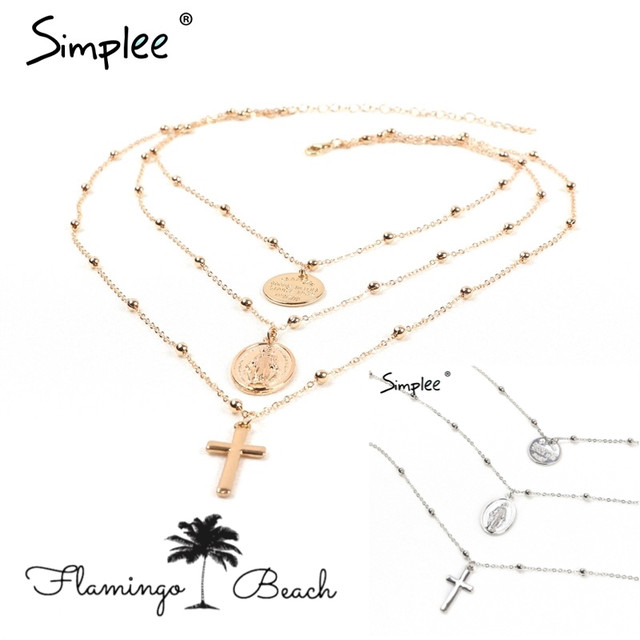 【FlamingoBeach】chain necklace