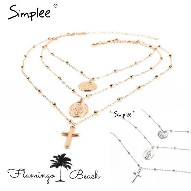 【FlamingoBeach】chain necklace