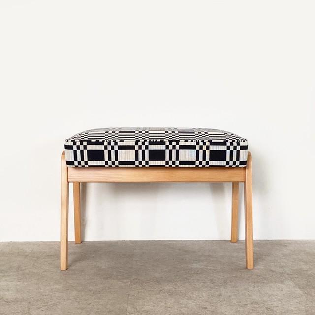 Foot stool with Johanna Gullichsen Doris / CH061