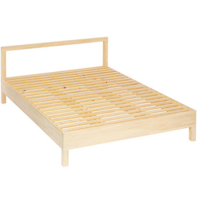 すのこベッド(シングル)【受注生産品】