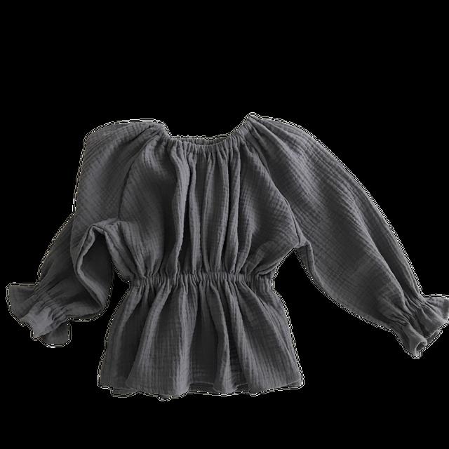 liilu / amelia blouse 2018AW