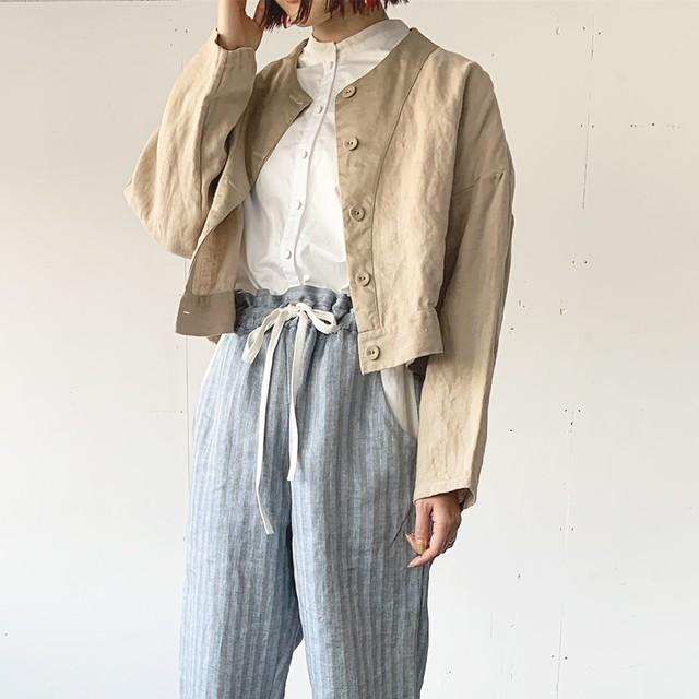 asabukuro jacket [beige]