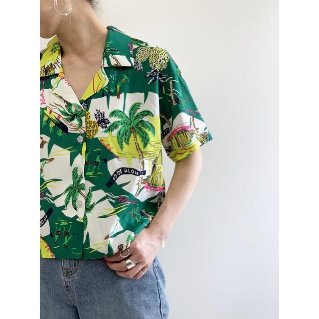 BAD・アロハシャツ(1S11001H)