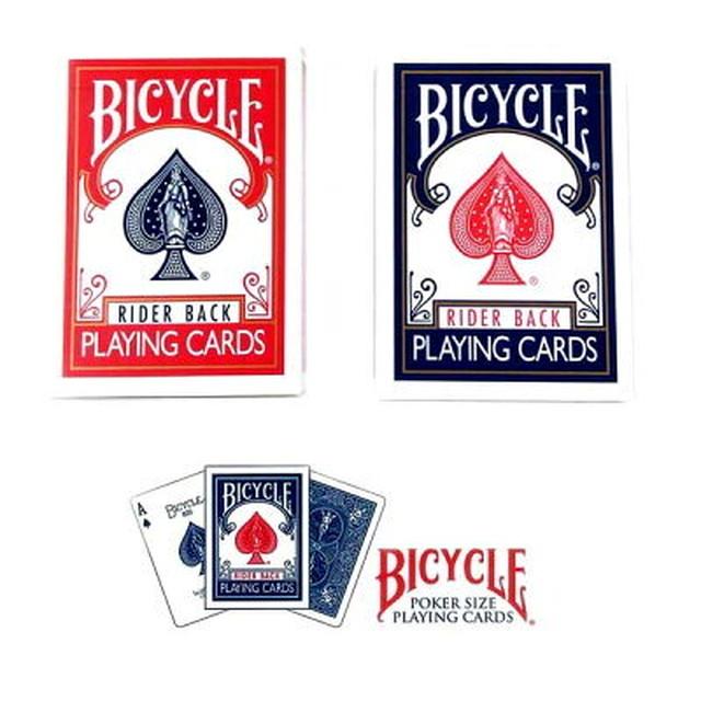 手品・マジック用品 トランプ・バイスクル・ポーカーサイズ