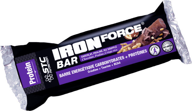 【STC】 Iron Force Bar (Chocolate)