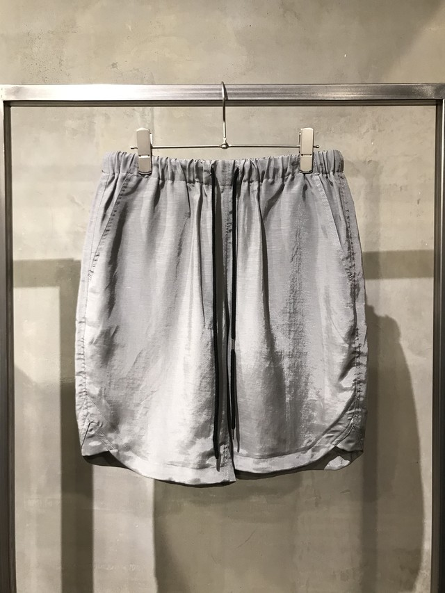 T/f taffeta climbing shorts - dark soot