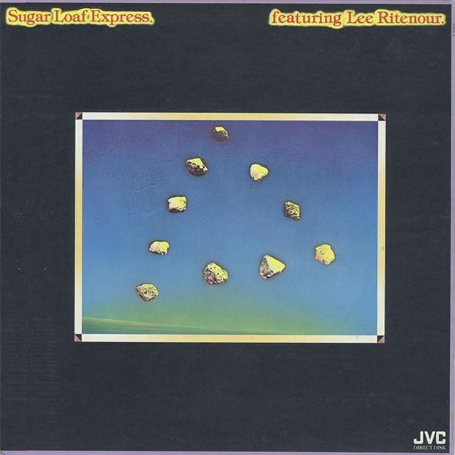 Sugar Loaf Express / Sugar Loaf Express Featuring Lee Ritenour (LP)