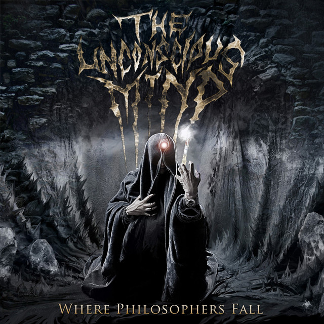THE UNCONSCIOUS MIND『Where Philosophers Fall』CD