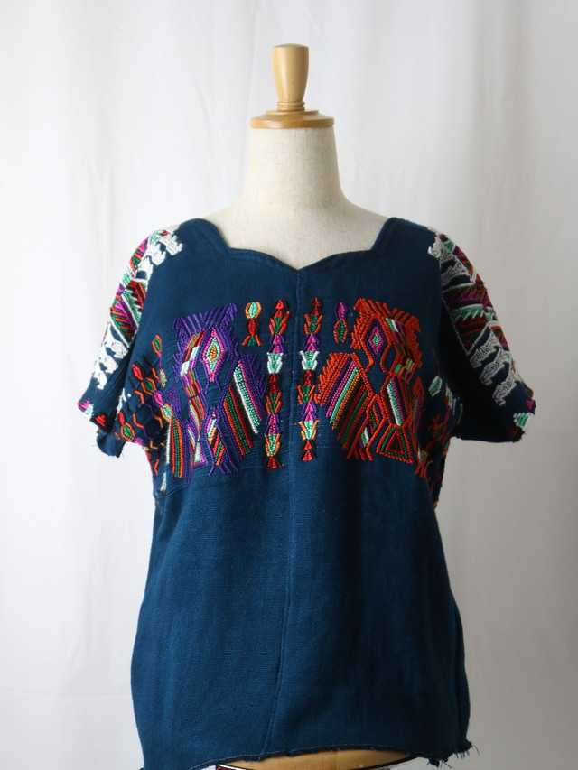 embroidery tops【5689】