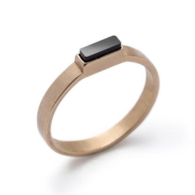 betsy & iya --- yana ring