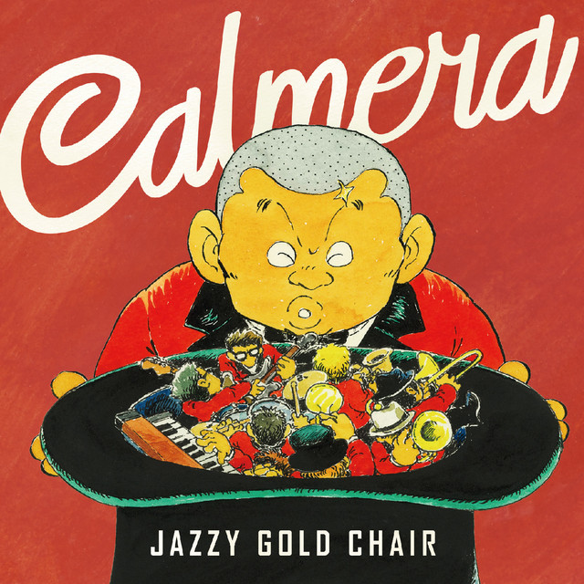 9th album 「JAZZY GOLD CHAIR」