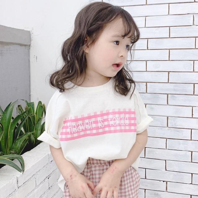 【トップス】ファッションラウンドネックカジュアルプリントTシャツ29053200