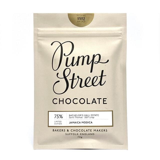パンプストリートベーカリーチョコレート ジャマイカモディカ75%