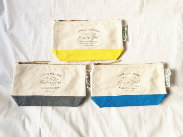 【残1】THE SUPERIOR LABOR engineer pouch #02 / エンジニアポーチ