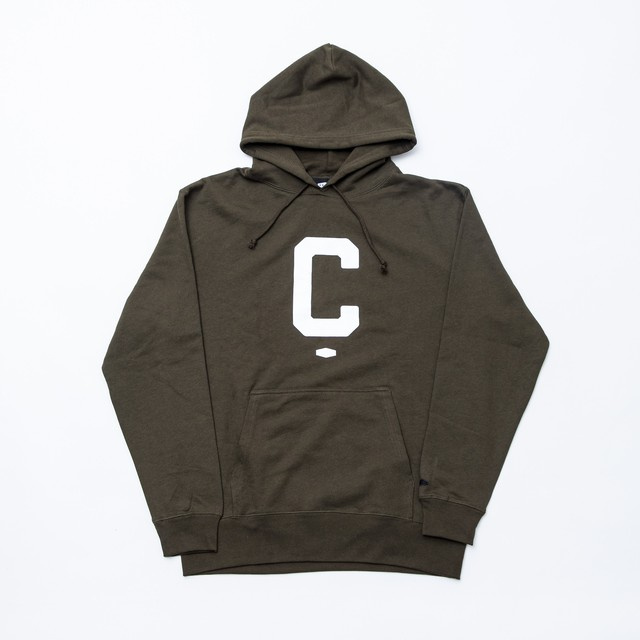 Big C Sweat Parka BLACK