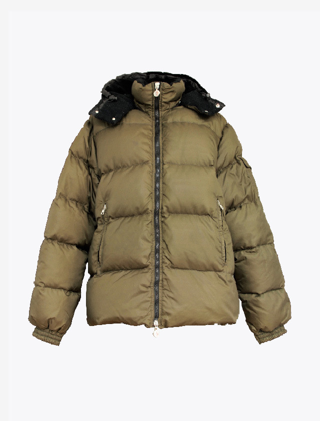 MONCLER BAZILLE MEN'S DAWN JACKET