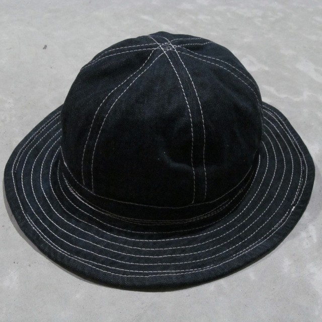 60S70S DENIM MODIFIED HAT(L)