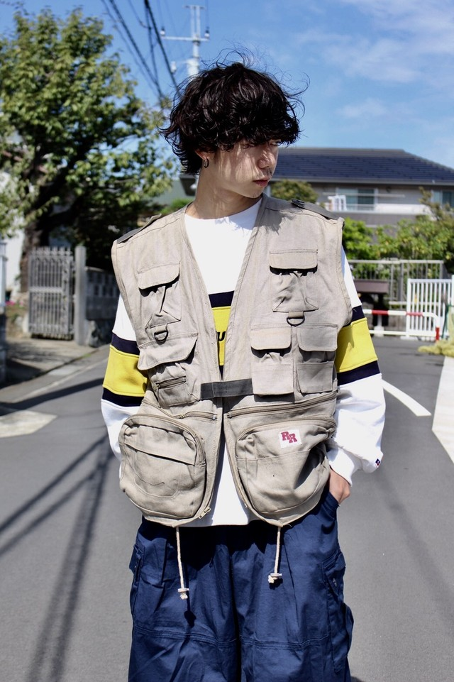 PAINTED DESIGN HUNTING VEST