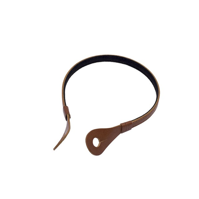 [限定価格]i Hooc earphone neck holder CAMEL [EST OIL]