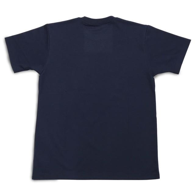 ミストラル ユニセックス [ ミストラル 半袖Tシャツ - エブリー - ] NAVY