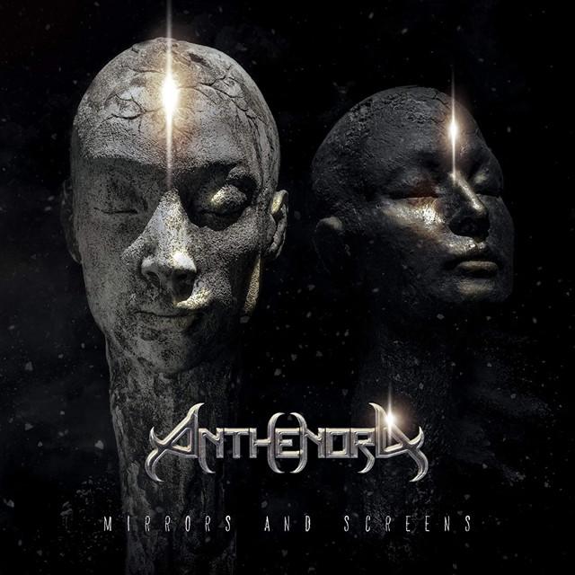 ANTHENORA『Mirrors and Screens』CD