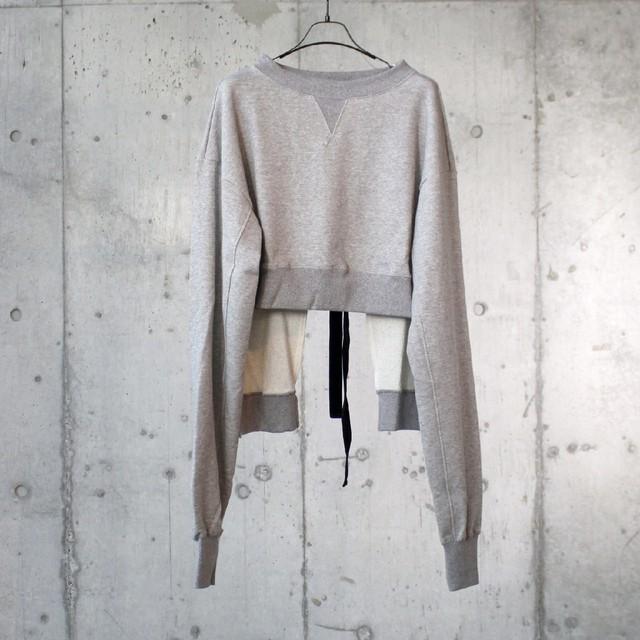 Back-Open Pullover / E01PO907