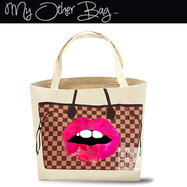 My Other Bag マイアザーバッグ トート Classic クラシック London Kiss