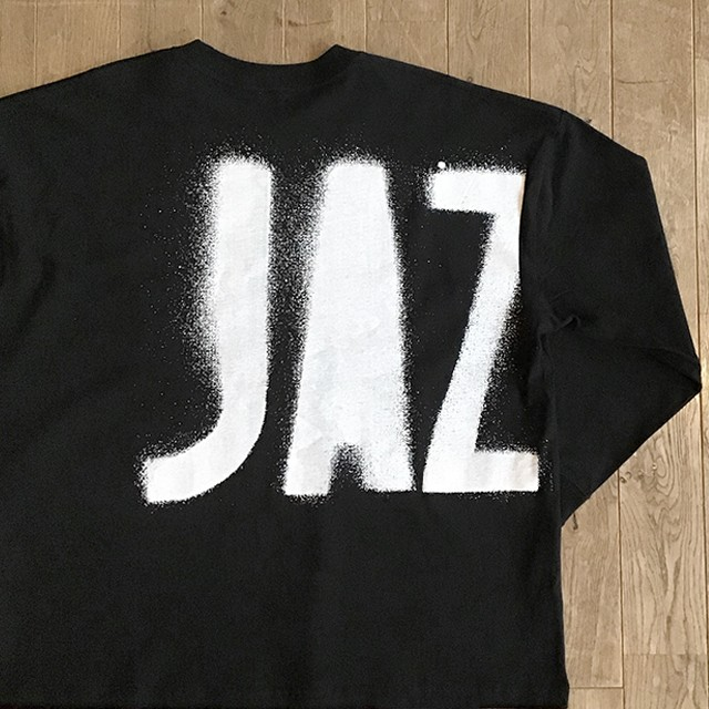 【残りわずか】JSロゴ Tシャツ/グレー
