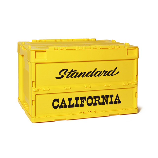 【ご予約商品】STANDARD CALIFORNIA #SD Folding Container Pre-Order