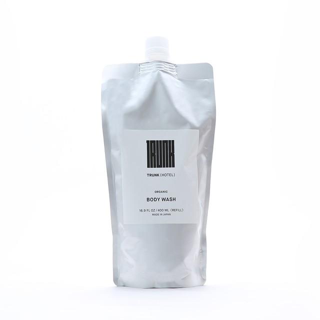 【Refill】 TRUNK Organic Body Wash