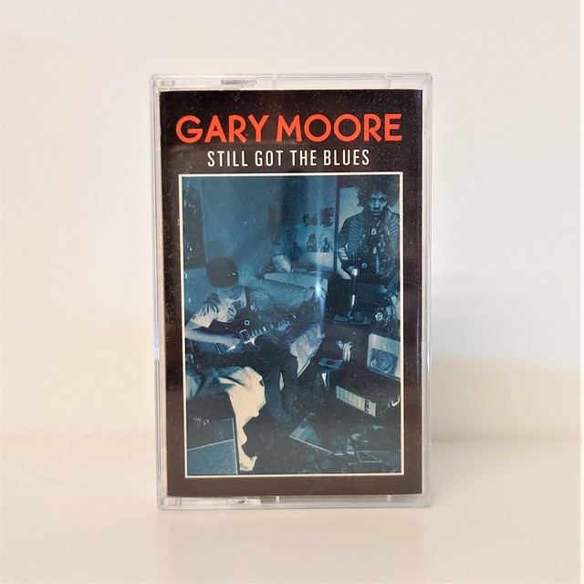 [中古カセット]  Gary Moore ‎– Still Got The Blues