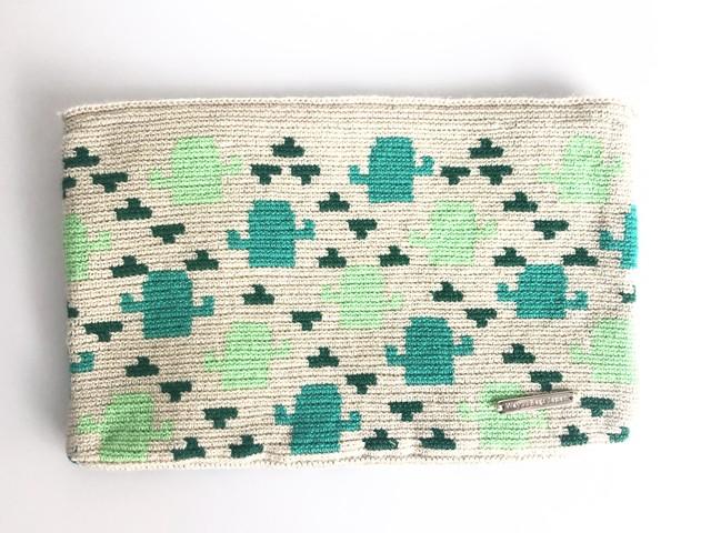 Wayuu bag (ワユーバッグ) クラッチバッグ/ポーチ