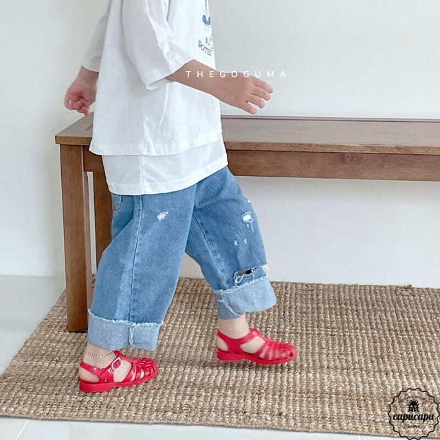 «予約» vintage denim pants 2color デニムパンツ