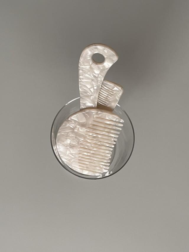 serene marble comb(5 designs)
