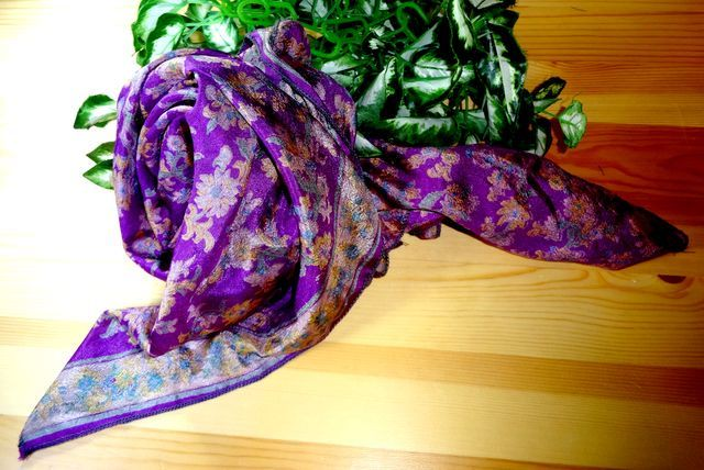 saris-026 シルクサリーショール