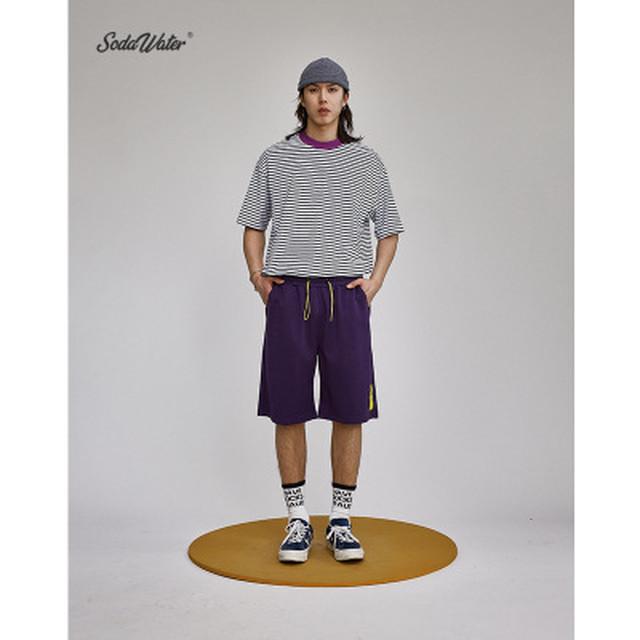 Tシャツ ファッション メンズ ラウンドネック ボーダー|全国送料無料! ma0290