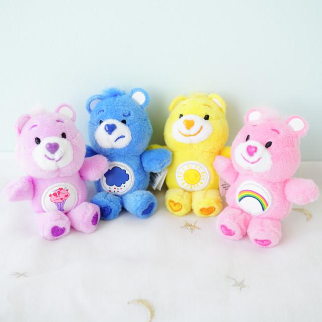♡専用♡【Care Bears】手のひらサイズのケアベア/ぬいぐるみ