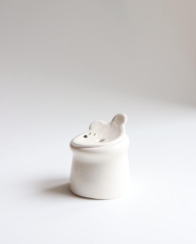 ワンコロなフラワーベース(大) 花瓶