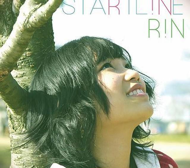 R!N 1stアルバム「STARTL!NE」※ジャケット無、コピー盤
