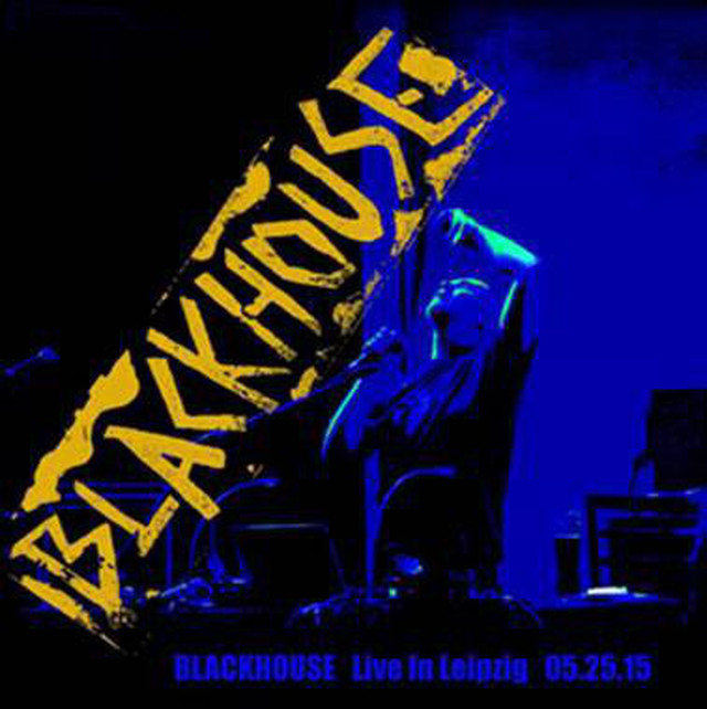 BLACKHOUSE - Live In Leipzig  CD - メイン画像