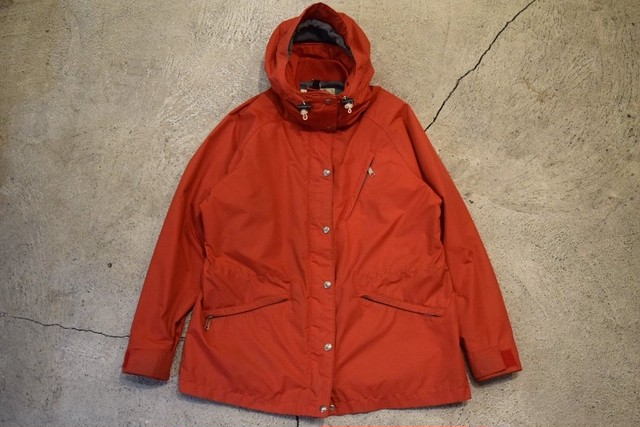 USED 80s THE NORTH FACE GORE-TEX Mountain Parka J0640