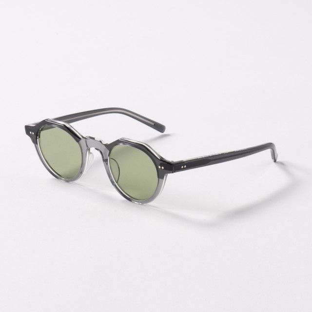 Side Effects Eye Products / SE02 Sunglasses[Gray / Clear]