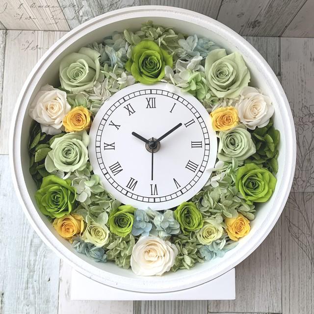 花時計 ◆受注制作◆ グリーン
