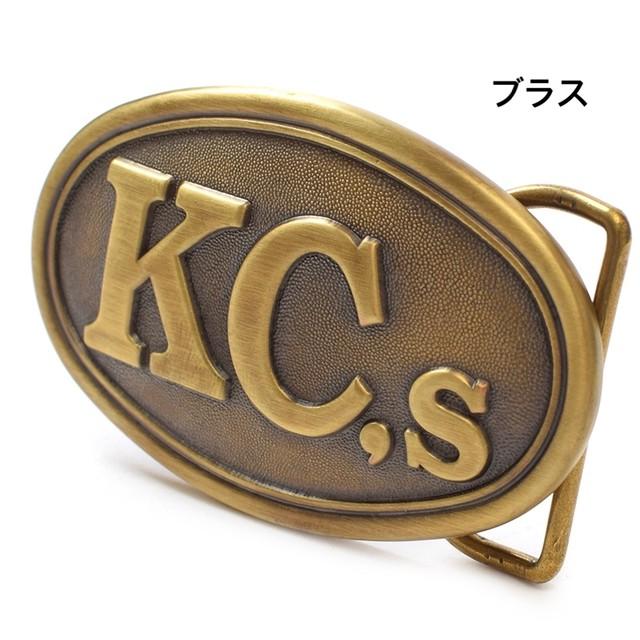 バックル KC,s トロフィー 38MM