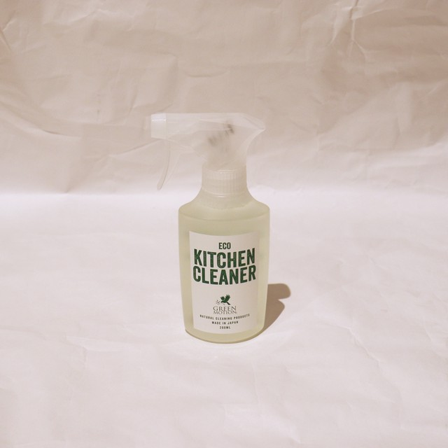 GREEN MOTION エコキッチン クリーナー ECO KITCHEN CLEANER