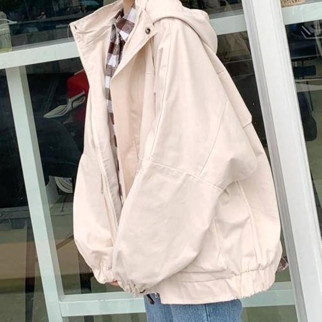 【アウター】シンプルおしゃれ韓国ファッションジャケット33635809