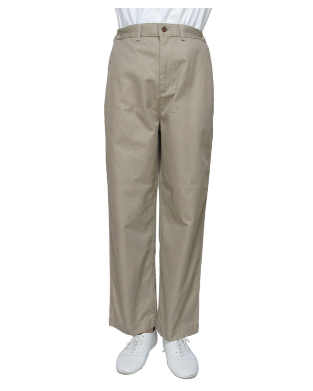 T/C Chino trousers Lot:36444 - メイン画像